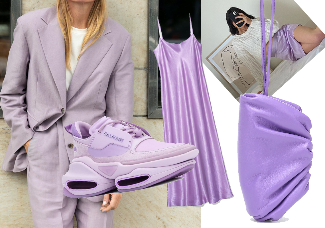 color trend lilac